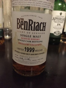 benriach-1999