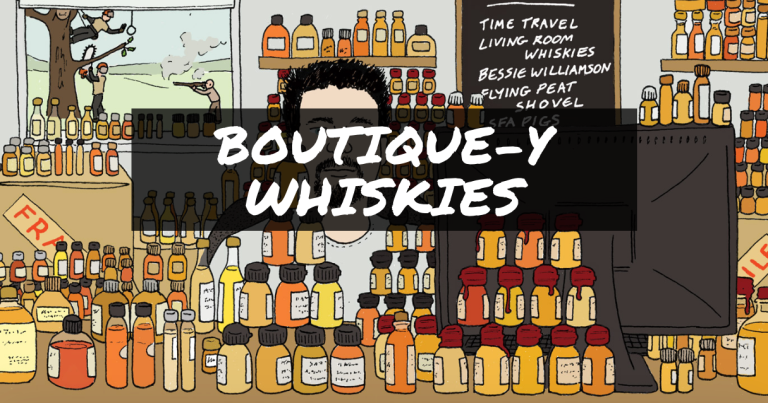 Boutiquey whisky