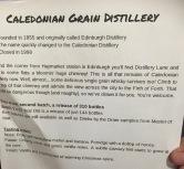 Caledonian info