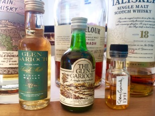 glen garioch flight