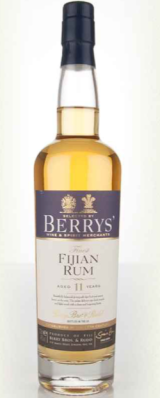Fijian rum 11yo BBR