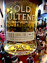 Old pulteney 2002
