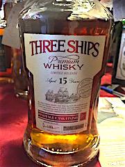 Three ships 15