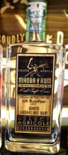 Mhoba double distilled white rum
