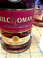 23 Kilchoman Red wine.jpg