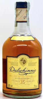 Dalwhinnie 15
