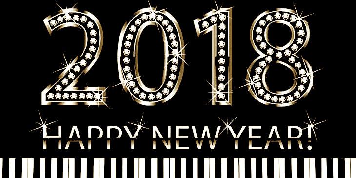 Happy new year 2018 2