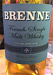 Brenne bottle