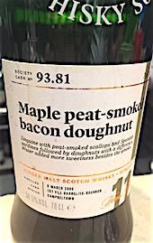 Glen Scotia 2006 11yo SMWS 93.81 'Maple peat-smoked bacon doughnut' [180 bts] 58.5%.JPG