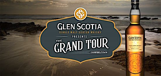 Glen Scotia grand tour