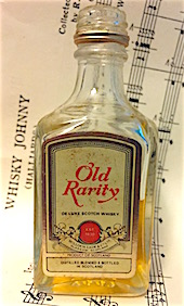 Old Rarity De Luxe NAS scotch whisky Bulloch Lade