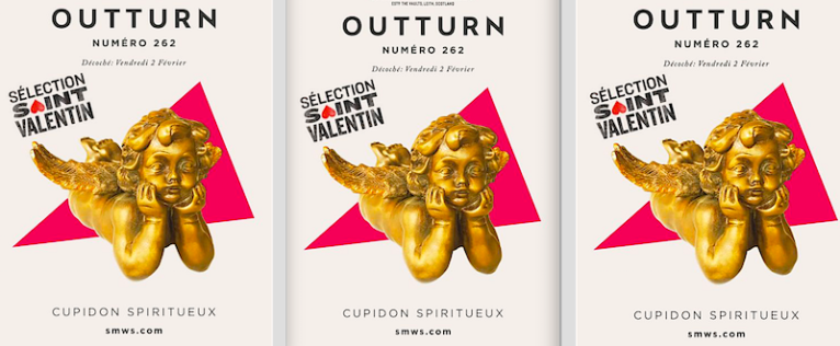 SMWS February outturn 2018 262 Cupidon Spiritueux cupid