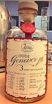 Zuidam Zeer Oude Genever 3yo 2016 Batch 2 vats 1730-35 & 1755-58 38%.jpg
