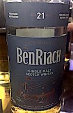 Benriach 21.JPG