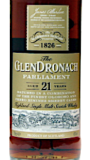 Glendronach 21 parliament.png