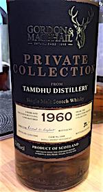 Tamdhu 1960