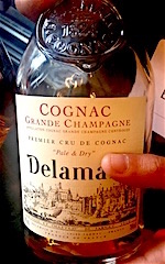 Cognac Show Delamain XO Pale and dry