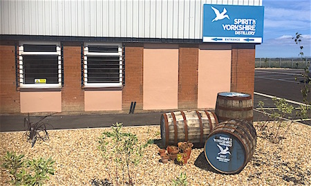 Spirit of Yorkshire sign and casks.jpg