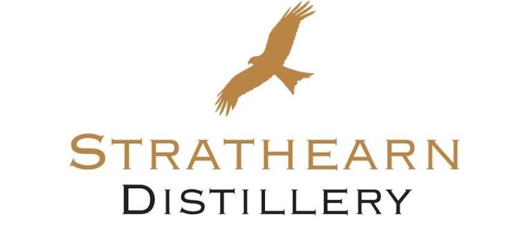 Strathearn distillery logo