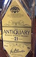 Antiquary 21yo