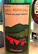 Del Maguey Chichicapa Single Village Mezcal 46%.jpg