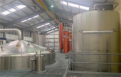 Glen Moray distillery 2016