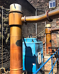Glen Scotia condensers