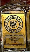 Glenturret 1986 31yo cadenhead