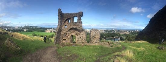 Holyrood park chapel vista.jpg