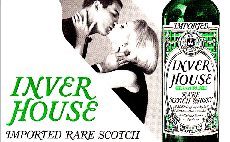 Inverhouse advert