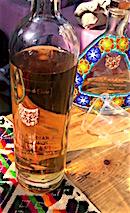 Mexicat Anejo mezcal