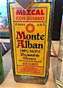 Monte Alban Mezcal con Gusano 40%.jpg