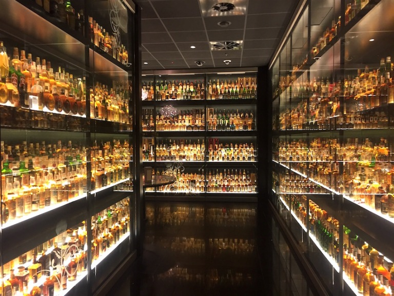 Scotch whisky experience COLLECTION