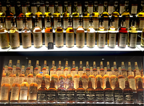 Scotch whisky experience G&M Rare malts