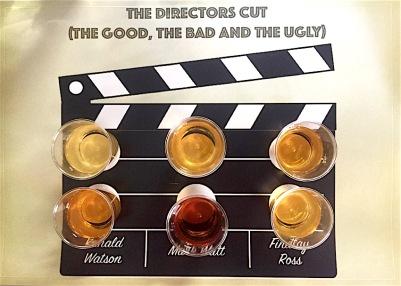 The Directors cut flight