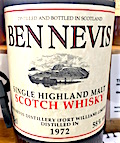 Ben Nevis 1972 19yo Ob. Fort William Limited 58%.jpg