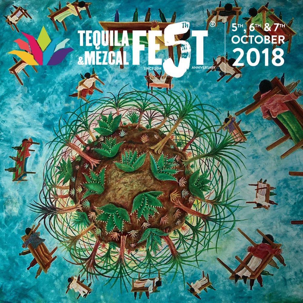Tequila and Mezcal Fest 2018 logo