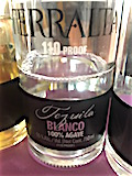 Terralta Blanco 110 proof