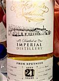 Imperial 1997:2018 21yo Elixir SMoS cask #2473 [193 bts] 50.6%.jpg