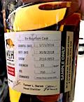 Milk & Honey 2016:2018 20 month old spirit Ob. bourbon cask #2016-0053 55% [50cl]
