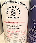 Teaninich 2007:2018 10yo SV  Un-Chillfiltered Collection cask #702719 & 702720 46%.jpg