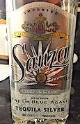 Sauza Silver [2016:17] Ob. Fresh Blue Agave 38%.jpg