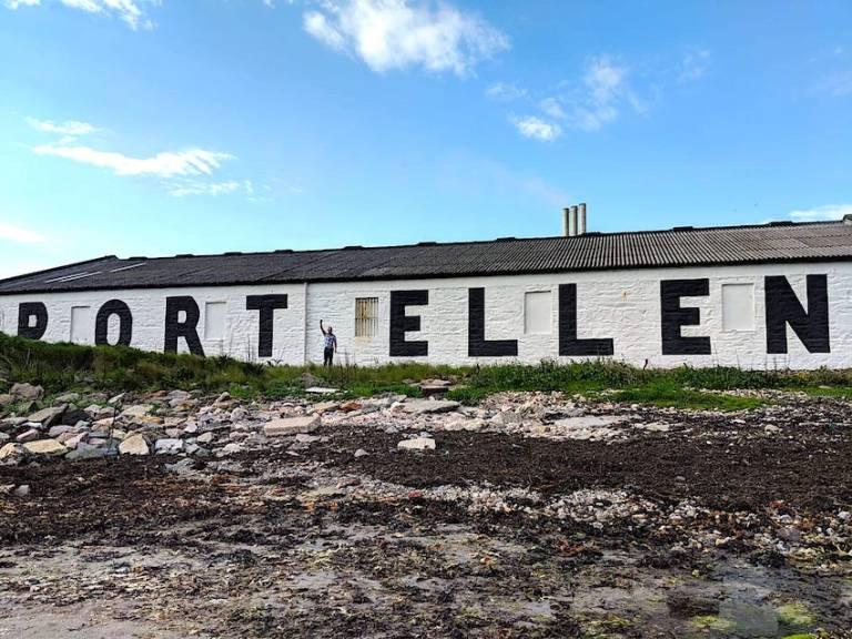 Port Ellen front