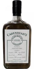 Highland Park 1992:2018 25yo Cadenhead Cask Sample 59.8%.jpg