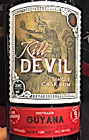 Kill devil Diamond Distillery 2008 9yo HL Guyana [258 bts] 63.2%.jpeg