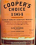 Lochside 1964:2015 48yo Cooper's Choice Sherry cask #6799 [540 bts] 41.2%.jpeg
