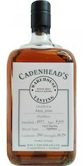 Paul John 2011:2018 6yo Cadenhead Cask Sample 56.7%.jpg