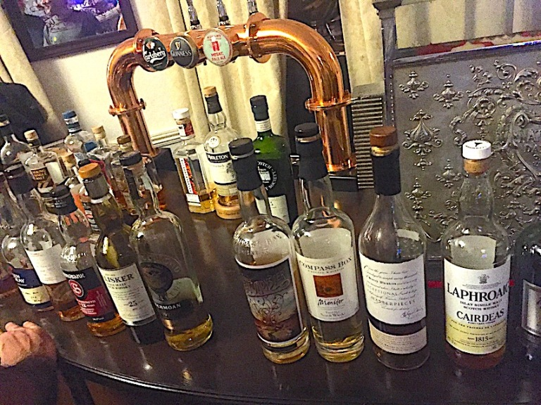 whisky squad xmas flight