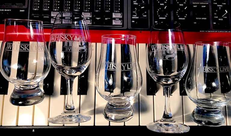 Whiskylive glasses