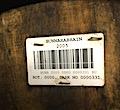Bunnahabhain 2005:[2018] 13yo Ob. Manzanilla cask sample #331 51.3% [20cl].jpeg